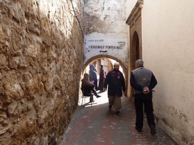 Lugares Góticos de Marruecos