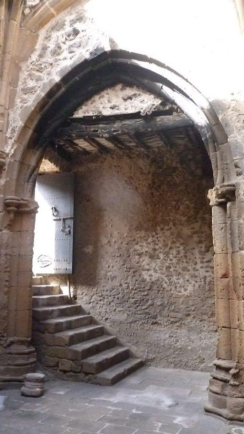 Catedral de Santa Catalina en Safi, Marruecos