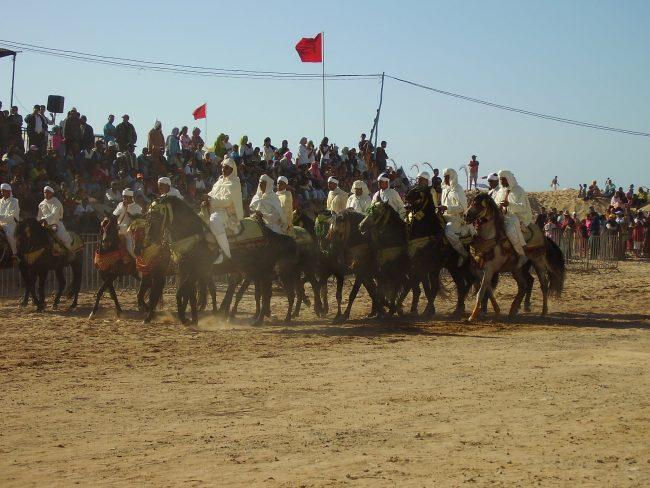 Patrimonio Cultural Inmaterial en Marruecos