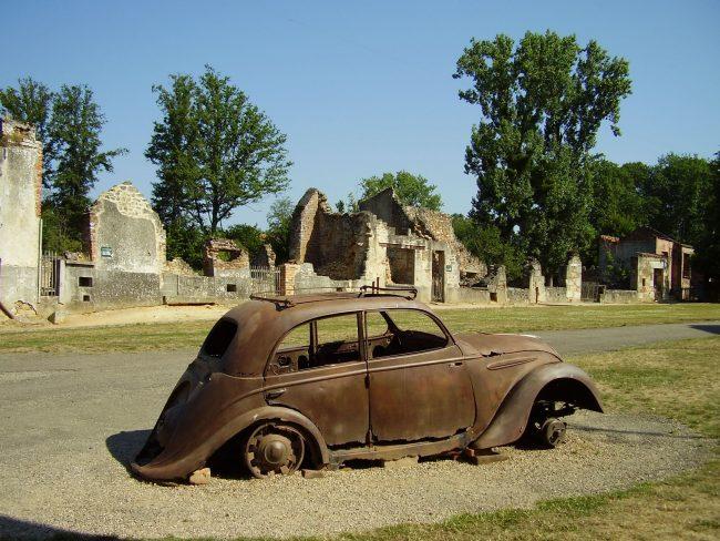 Entradas Oradour-sur-Glane