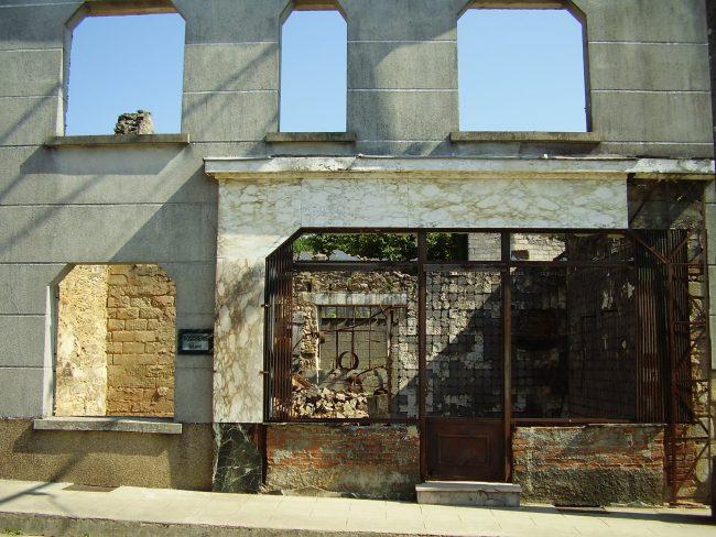 Horario de visitas Oradour-sur-Glane