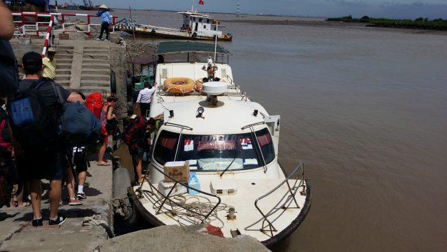 Compañías que hacen la ruta de Halong a Ninh Binh sin pasar por Hanoi