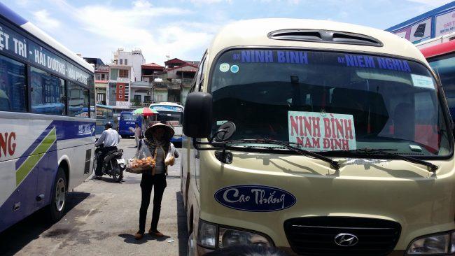 Cómo ir de Hai Pong a Ninh Binh