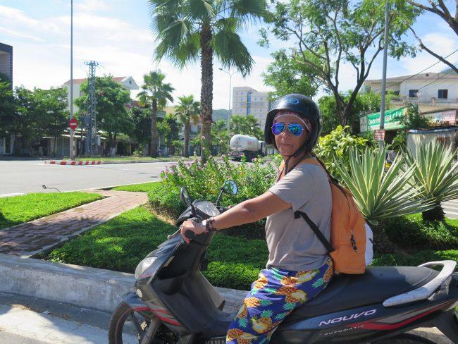 Alquiler de motos en Vietnam