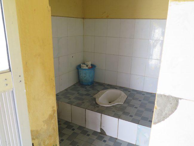 Dónde ir al baño en Vietnam