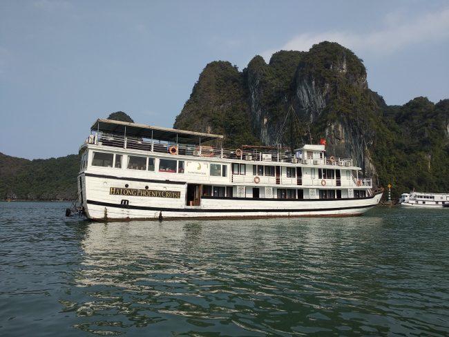 Tours Bahía de Halong desde Cat Ba