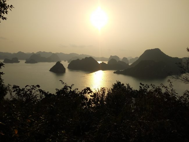 Siete Maravillas Naturales del Mundo en Vietnam