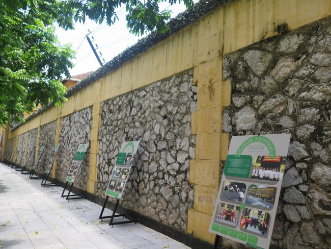 Cárceles durante la Guerra de Indochina en Vietnam