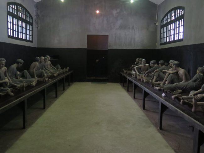 Historia de la Prisión Hoa Lo