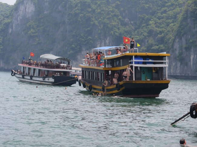 Turismo Bahía de Halong
