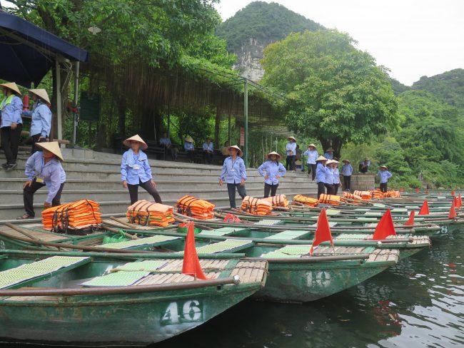 Formaciones kársticas de Vietnam