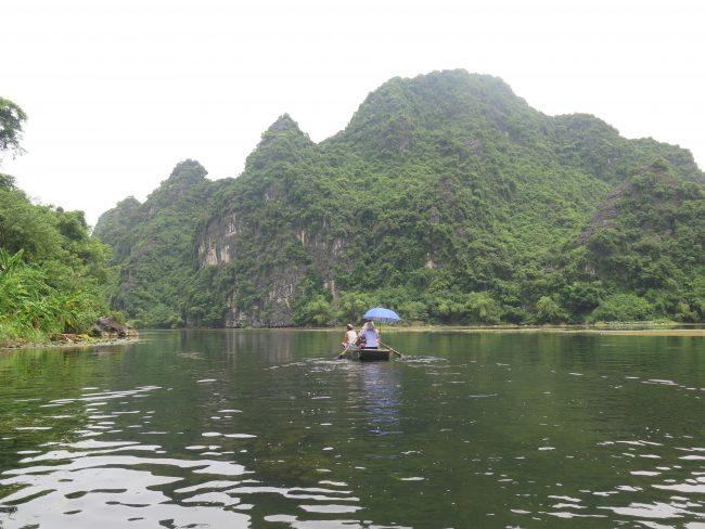 Paseos en Barca Trang An