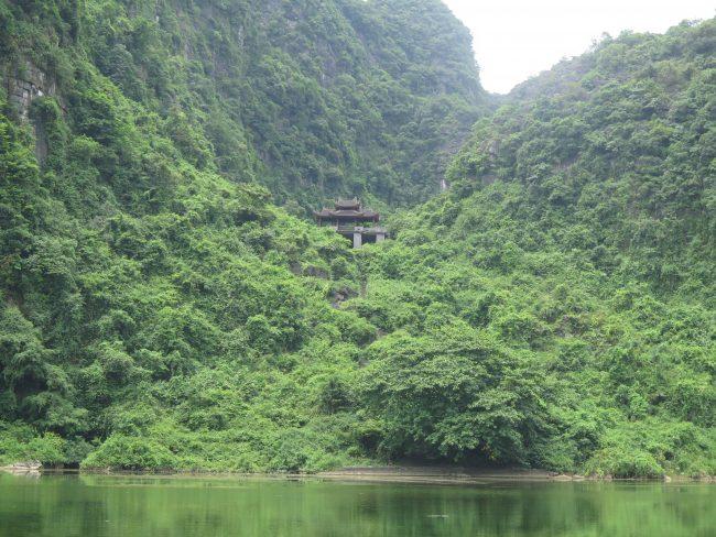 Pagodas de Ninh Binh