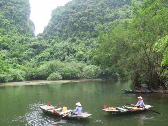 Precio barca Trang An