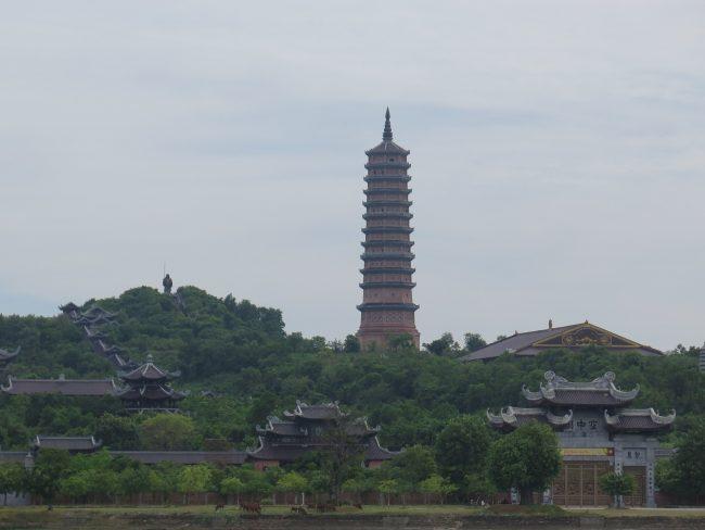La pagoda más grande de Vietnam