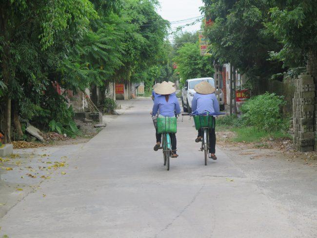 Carreteras de Ninh Binh