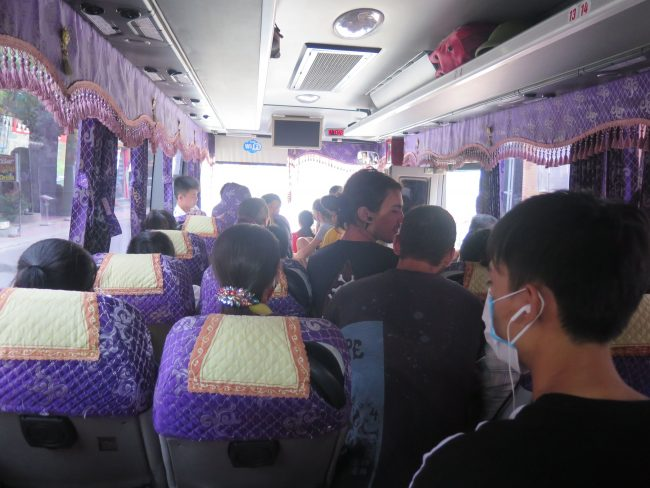Cómo ir de Ninh Binh a Hanoi