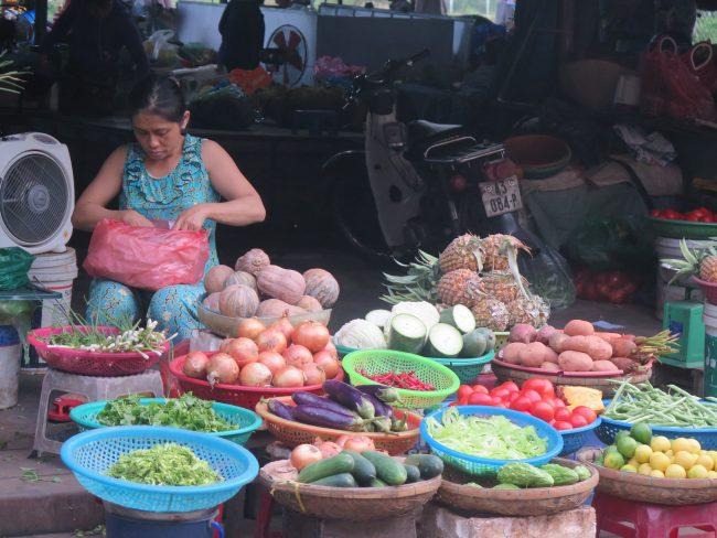 Principales mercados de Hoi An