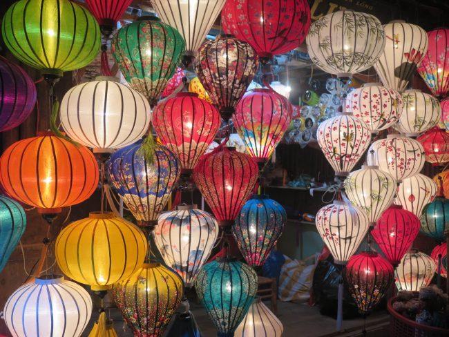 Artesanía tradicional de Hoi An