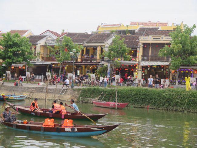 Ciudades de Vietnam que no fueron bombardeadas