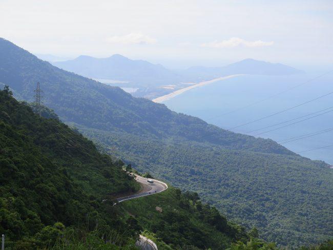 Carretera de costa más bella del mundo