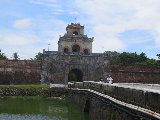 Cómo llegar a la Ciudad Imperial de Hué