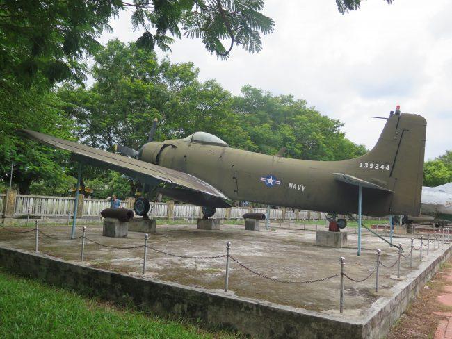 Parte exterior del Museo de Historia de Hué