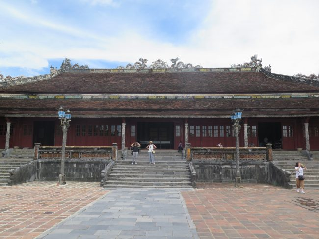 Precios entrada Ciudad Imperial de Hué