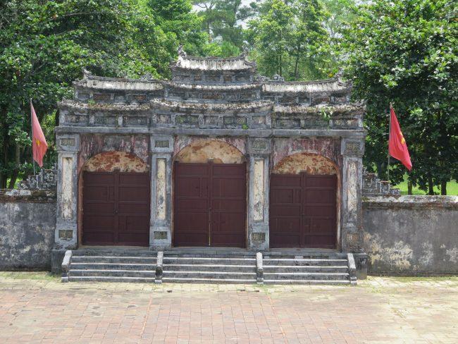 Leyendas de las Tumbas Imperiales de Hué