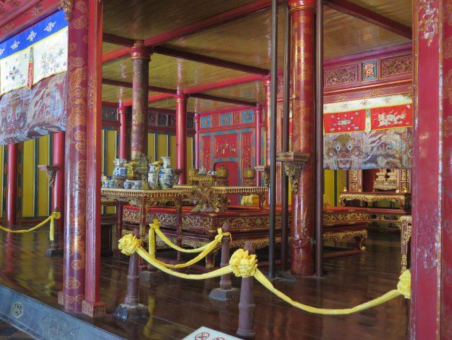 La tumba imperial de Hué más misteriosa
