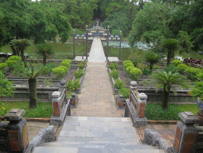 Dinastía Nguyen Vietnam