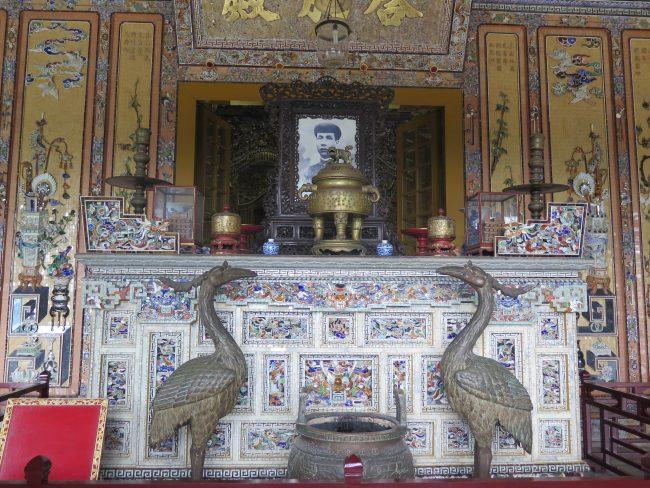 Tumbas Imperiales de Hué más visitadas