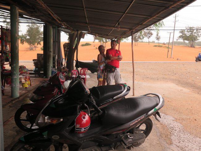 Precios alquiler de motos Vietnam