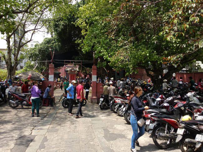 Normativa de tráfico en Vietnam