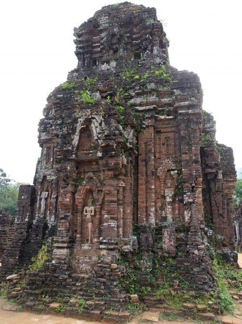 Principales ruinas de Vietnam