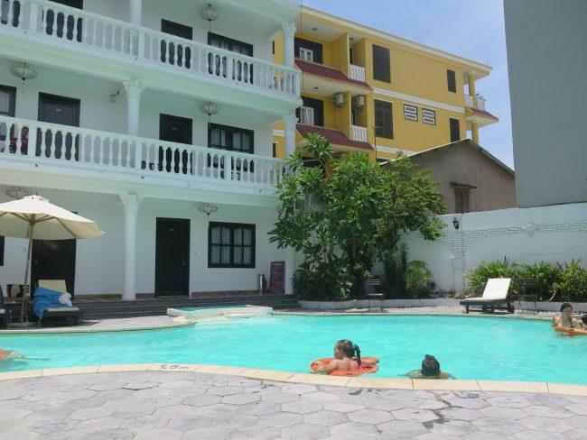 Los mejores hoteles calidad precio Hoi An