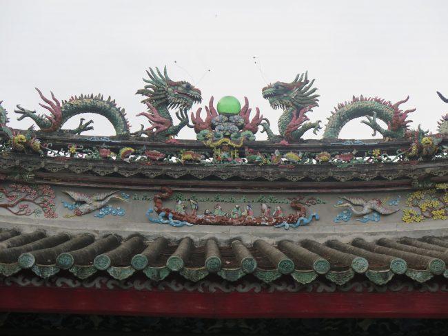 Edificios chinos Hoi An