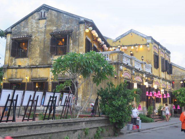 Las mejores construcciones de Hoi An