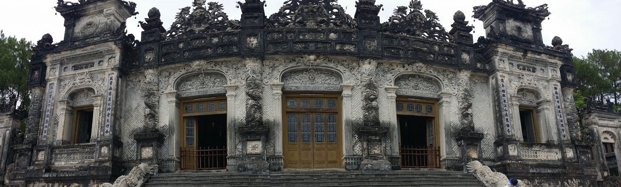 Tumbas de los emperadores de Vietnam