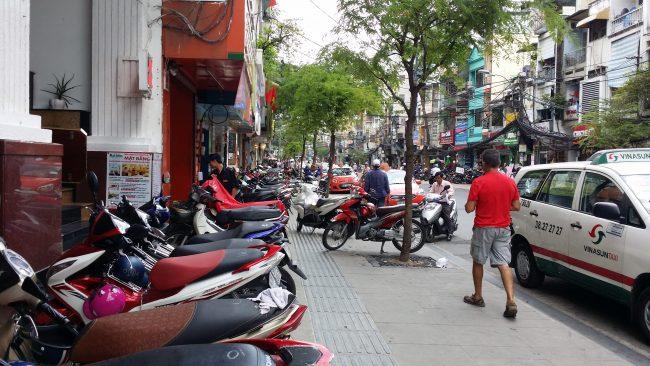 El lugar del mundo con más motos