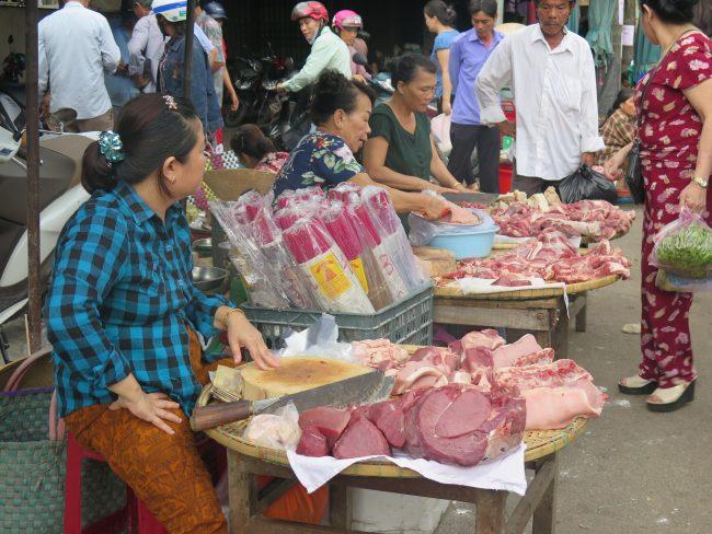 Mercados de Vietnam