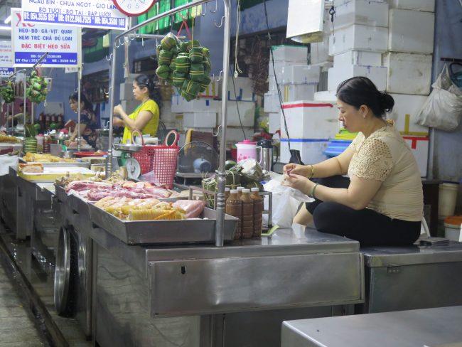 Visitas en Hué