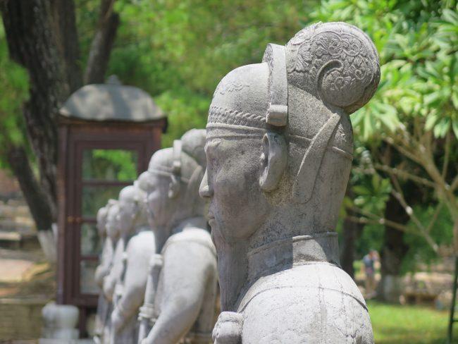 Cómo llegar a las Tumbas Imperiales de Hué