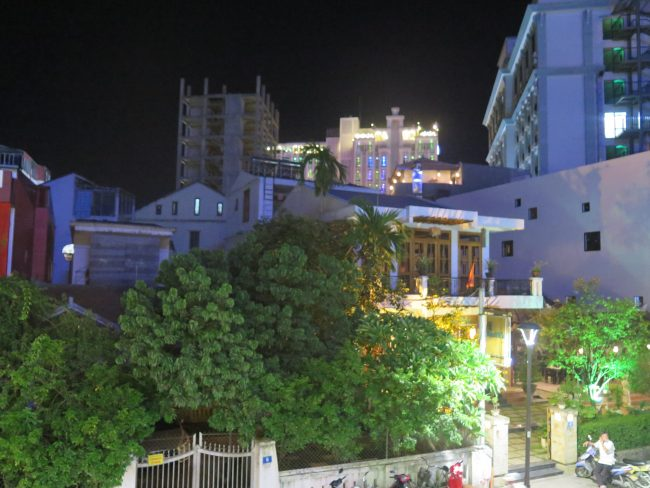 Salir de noche en Hué