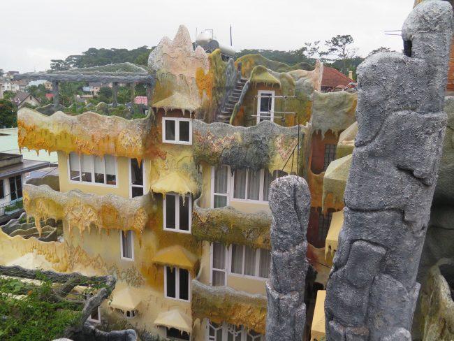La arquitectura más loca del mundo