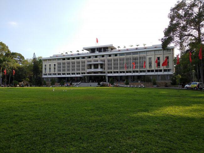 Palacio de la Reunificación de Ho Chi Minh