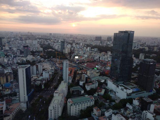 Edificio más alto de Vietnam