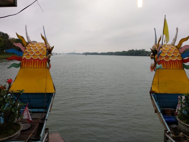 Cómo ir a las Tumbas Imperiales de Vietnam