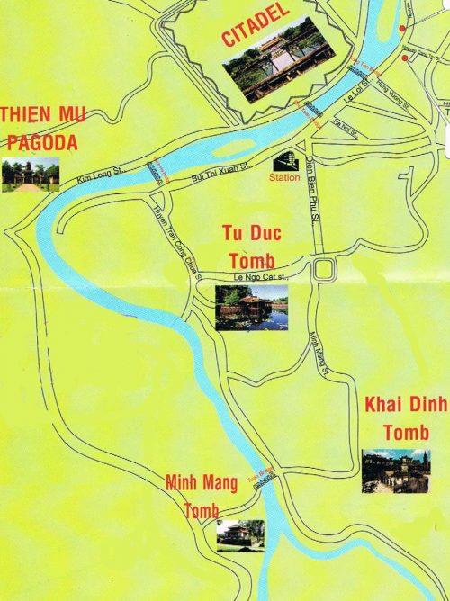 Recorrido por las Principales Tumbas Imperiales de Hué
