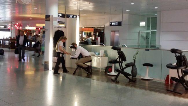 Todo es gratis en los aeropuertos de Alemania